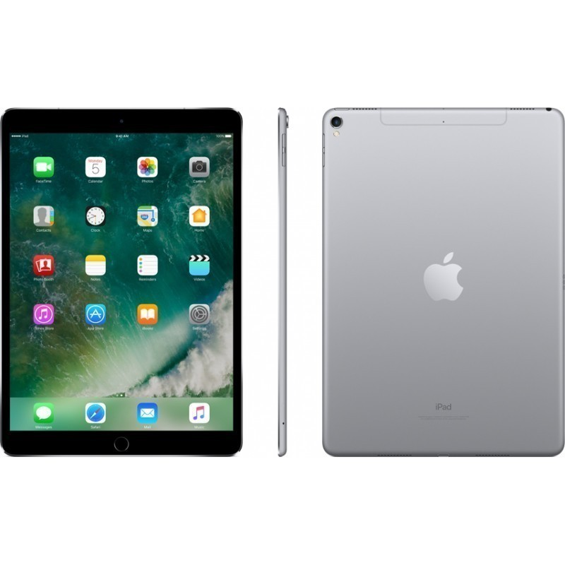 "Apple iPad Pro 10,5"" 256GB WiFi + 4G, space gray"
