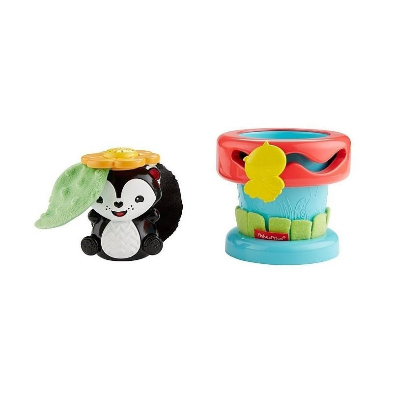 fisher price flower pot baby toy photopoint. Black Bedroom Furniture Sets. Home Design Ideas