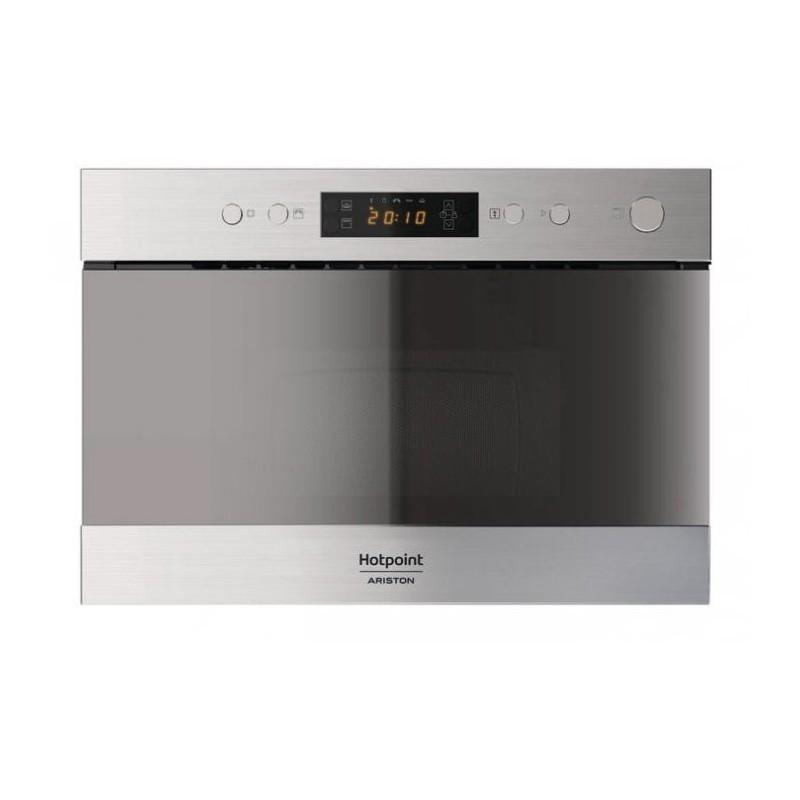 Hotpoint-Ariston Integrated Microwave Oven MN214IXHA