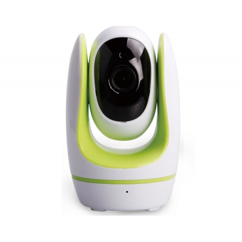 Foscam Baby Monitor IP camera FOSBABY-GREEN WLAN 2 8mm H 264 720p Plug&Play