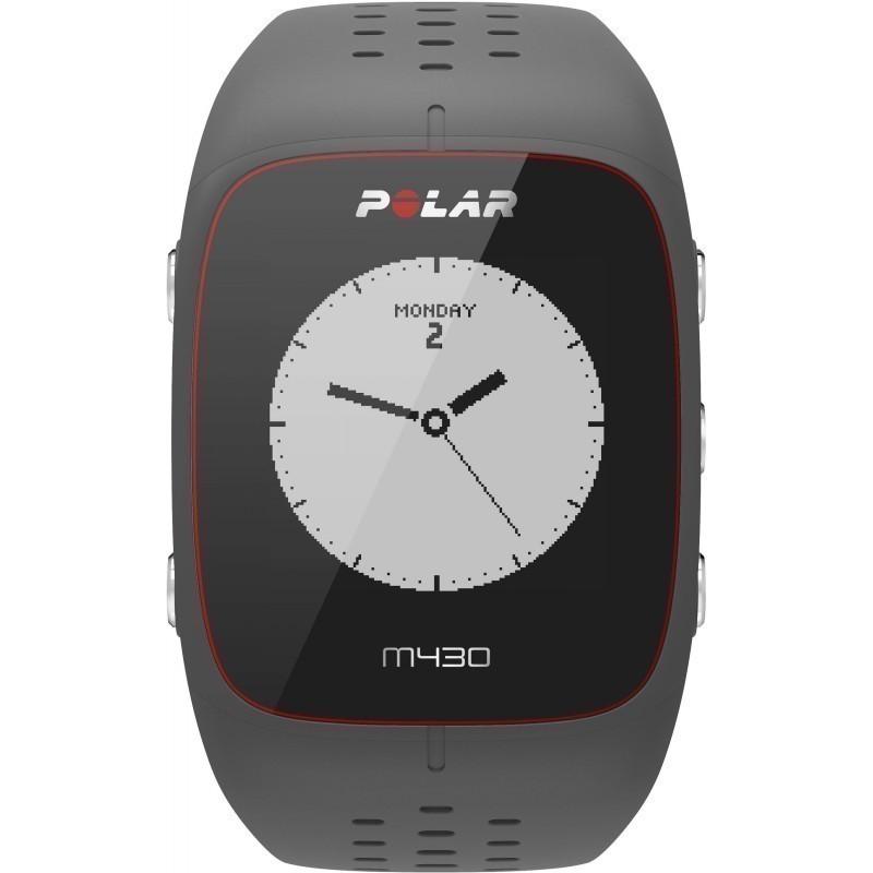 Polar M430, hall