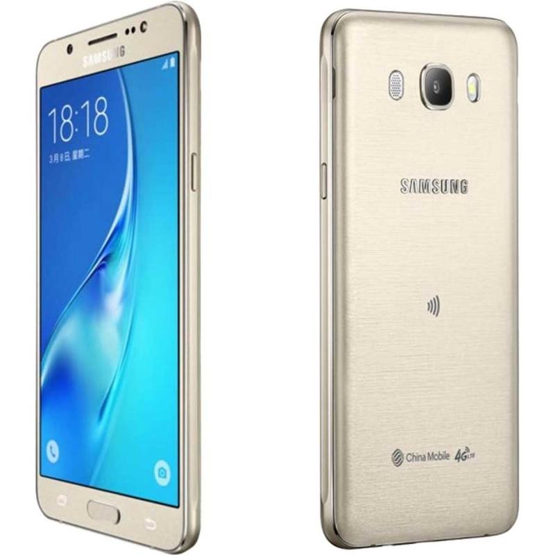 samsung j510 galaxy j5 2016 4g 16gb gold eu smartphones photopoint. Black Bedroom Furniture Sets. Home Design Ideas