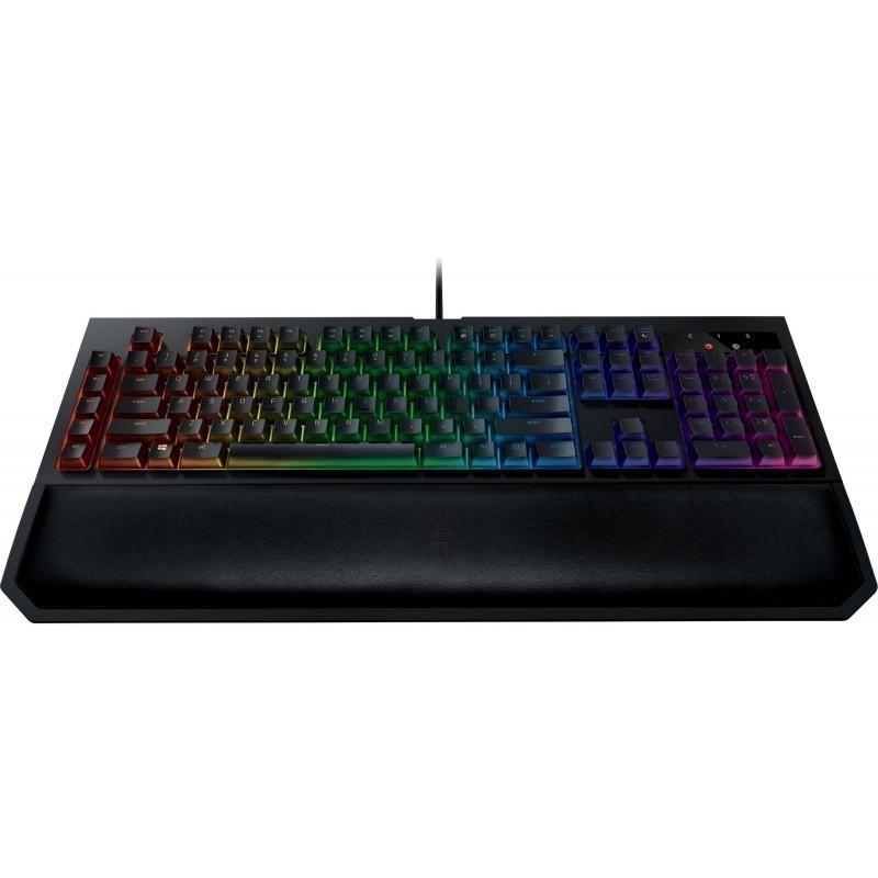 Razer klaviatuur Blackwidow Chroma V2 Nordic (Orange Switches)