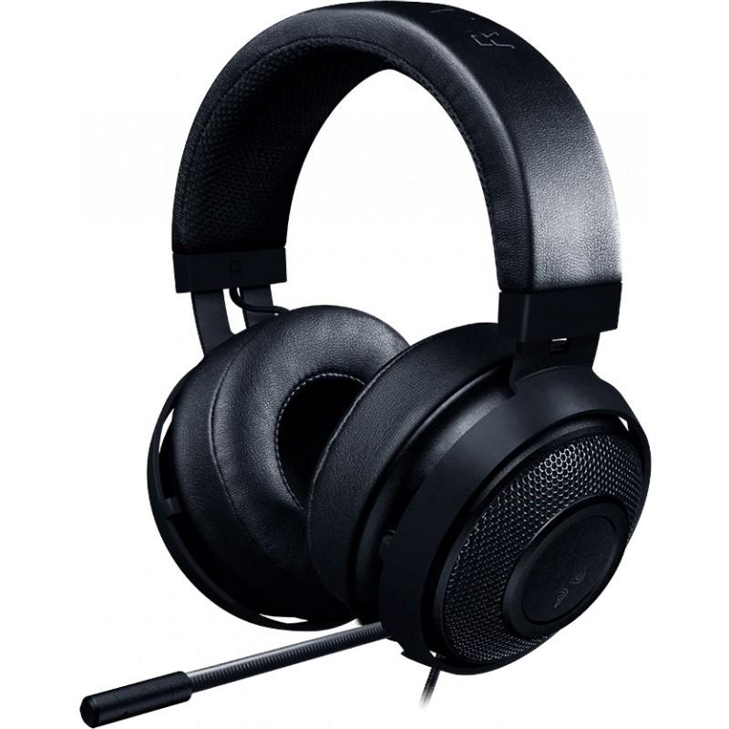Razer austiņas + mikrofons Kraken Pro V2 Oval 2de101795d