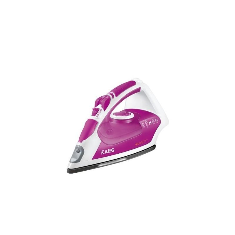 AEG Iron DB 5110 MO, Pink/white