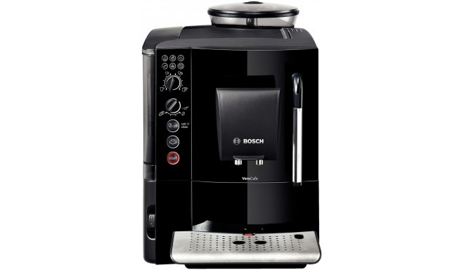 Bosch coffe maker tes 50159 vero cafe black coffe espresso makers p - Machine a cafe bosch ...