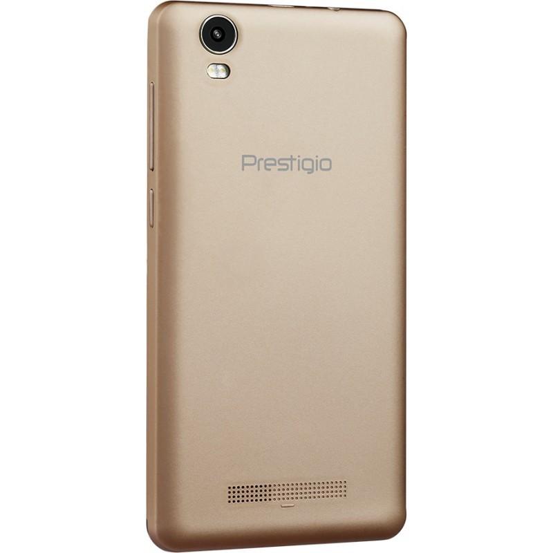 Prestigio Wize Nk3 Gold Smartphones Photopoint