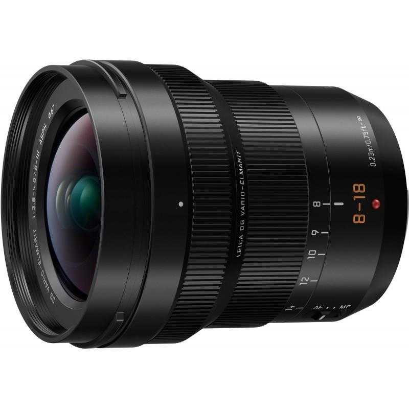 Panasonic Leica DG Vario-Elmarit 8-18mm f/2.8-4.0 ASPH. objektiiv