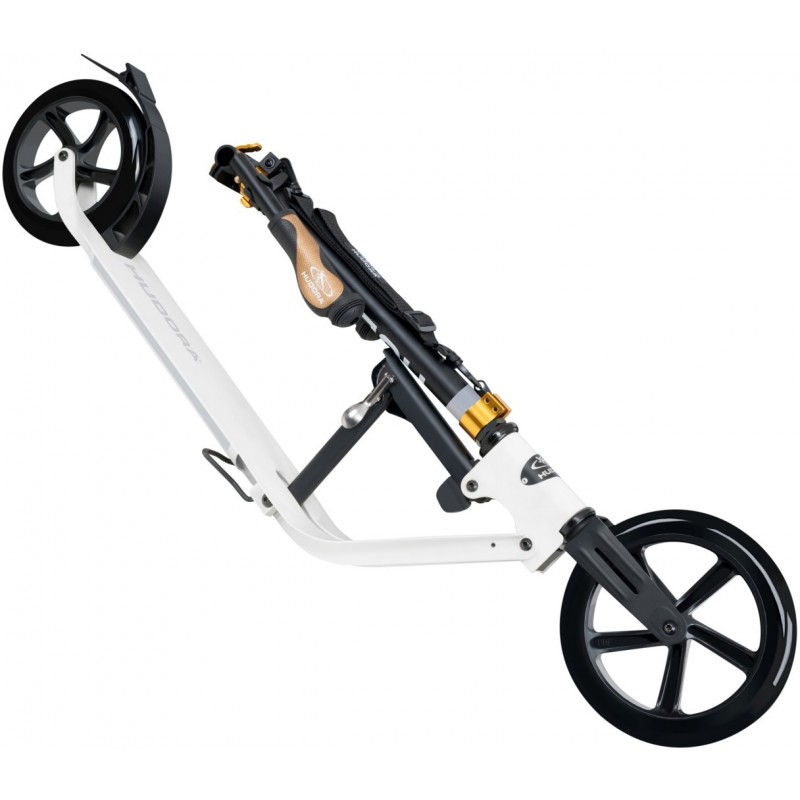 hudora scooter big wheel 230 valge opened package scooters photopoint. Black Bedroom Furniture Sets. Home Design Ideas