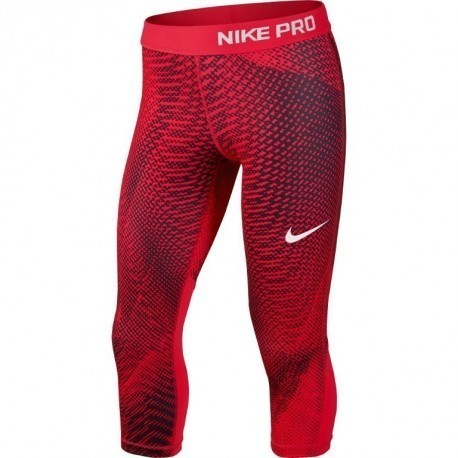 6065f7bf3c1 Retuusid Nike G NP CPRI AOP3 punane - Pants - Photopoint