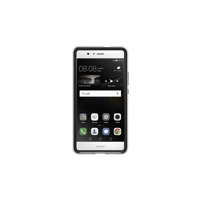 Чехол Huawei P9 Lite Krutoff Silicone Transparent 11797