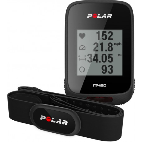 Polar M460 HR, must