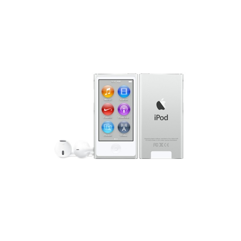 Apple iPod Nano 16GB, silver