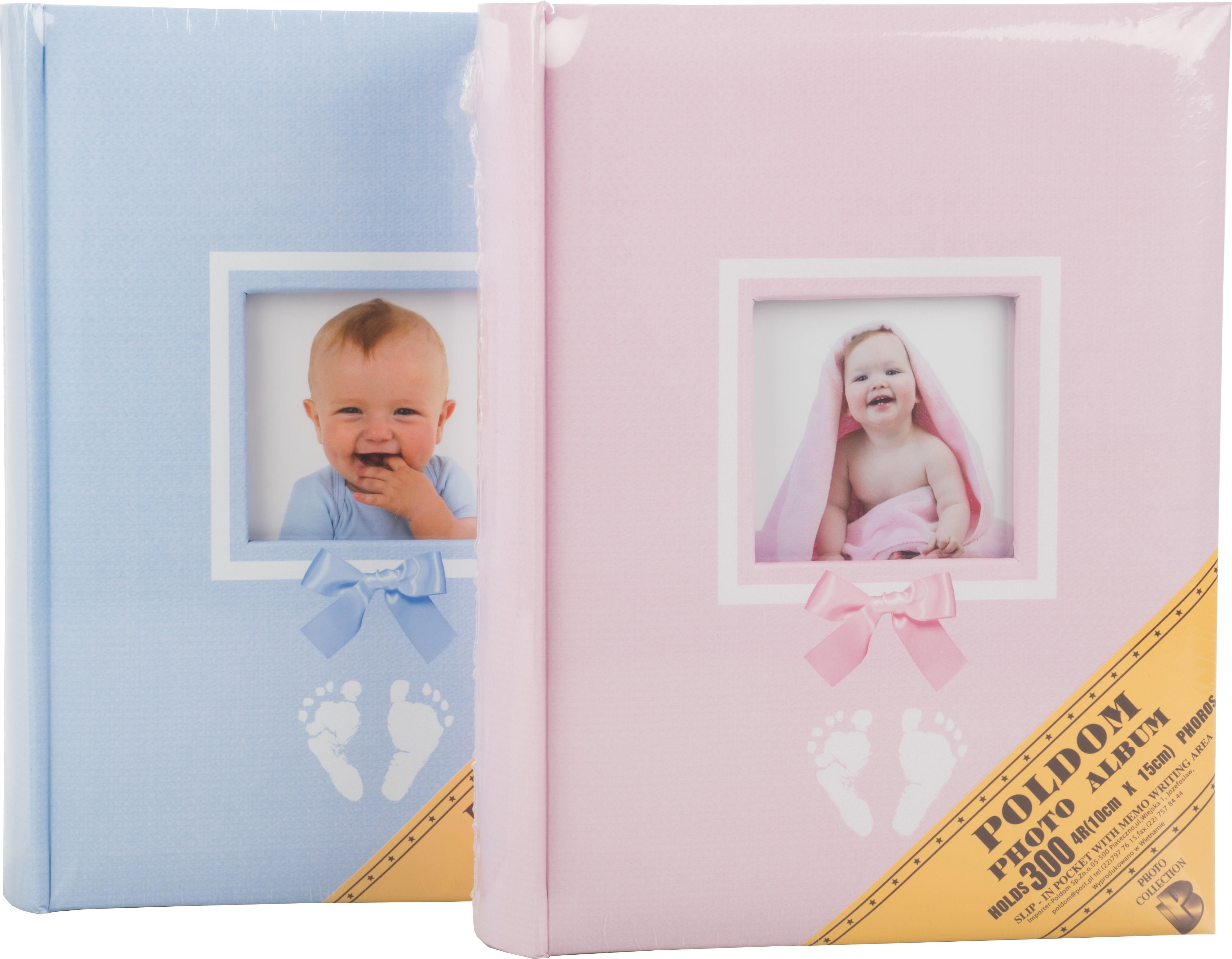 Album BB 10x15/300M-2UP Baby Mix