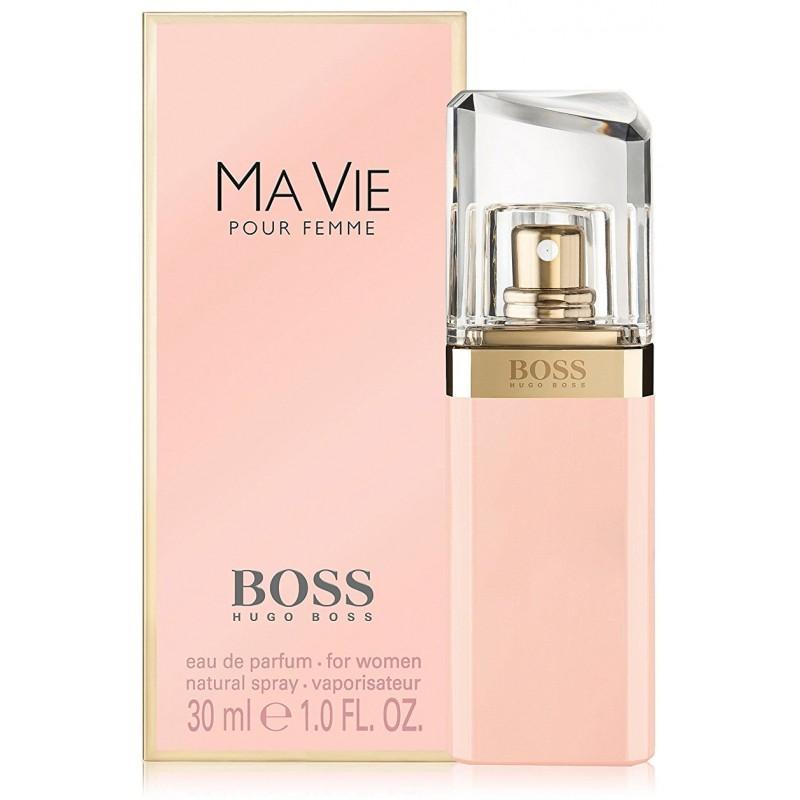 hugo boss ma vie pour femme eau de parfum 30ml perfumes. Black Bedroom Furniture Sets. Home Design Ideas
