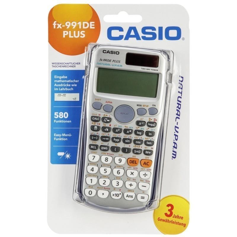 casio fx 991 de plus calculators photopoint. Black Bedroom Furniture Sets. Home Design Ideas