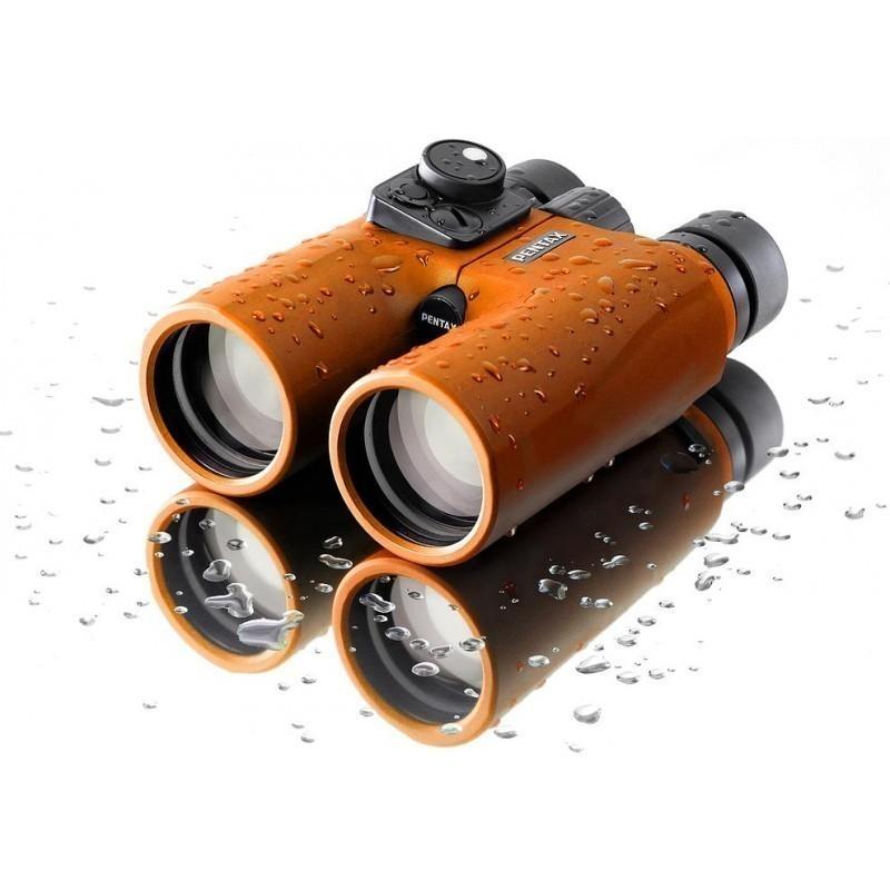 Pentax binokkel Marine 7x50 oranž