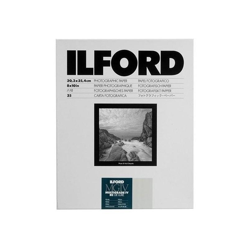 Ilford 12,7x17,8 cm MGIV 44M pärl 25 l.