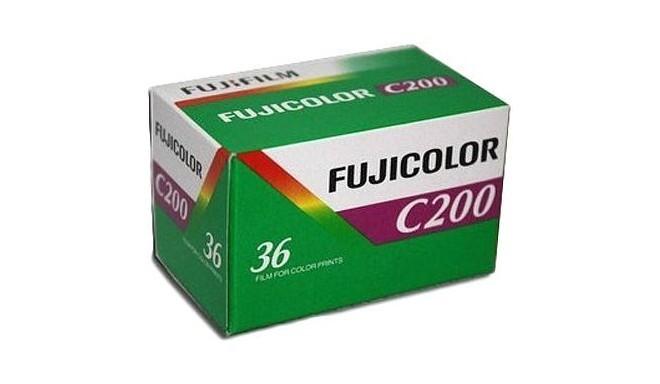 Fujicolor filmiņa C 200/36