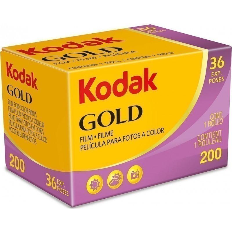 Kodak film Gold 200/36