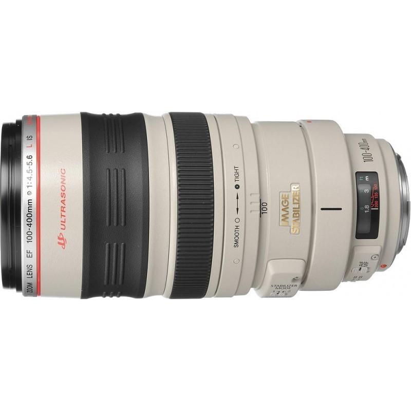 Canon EF 100-400mm f/4.5-5.6L IS USM objektiiv