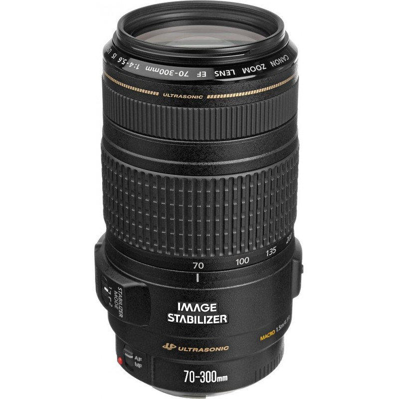 Canon EF 70-300mm f/4.0-5.6 IS USM objektiiv