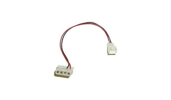 D-Fruit kabelis 3 pin - 4 pin