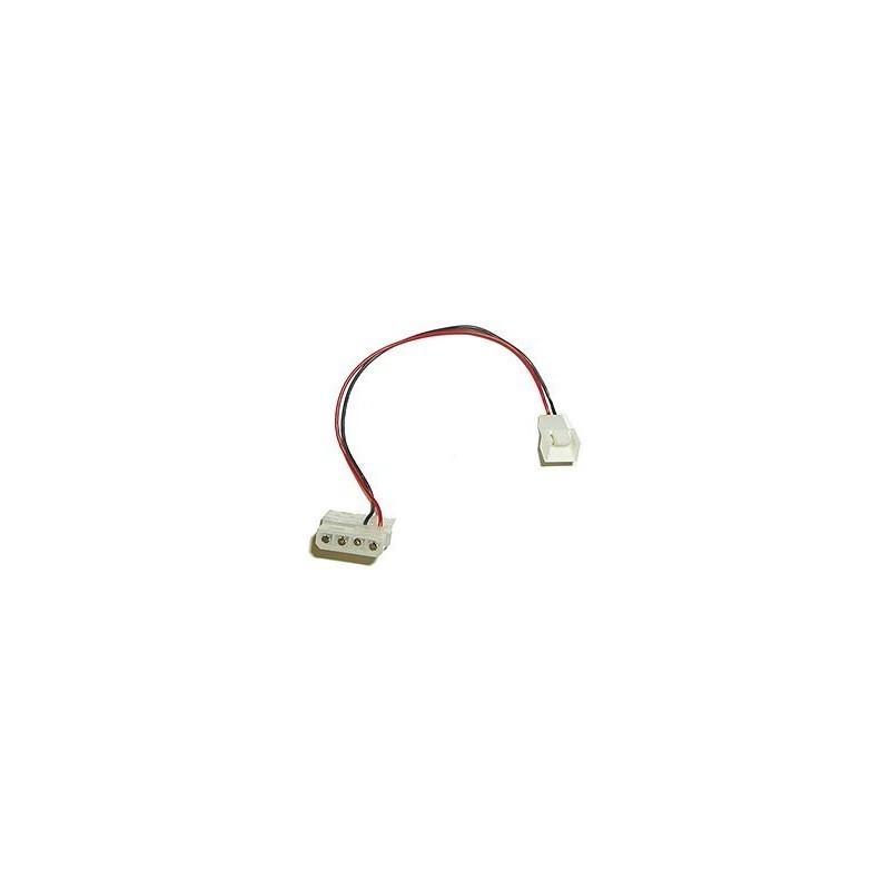 D-Fruit cable 3 pin - 4 pin