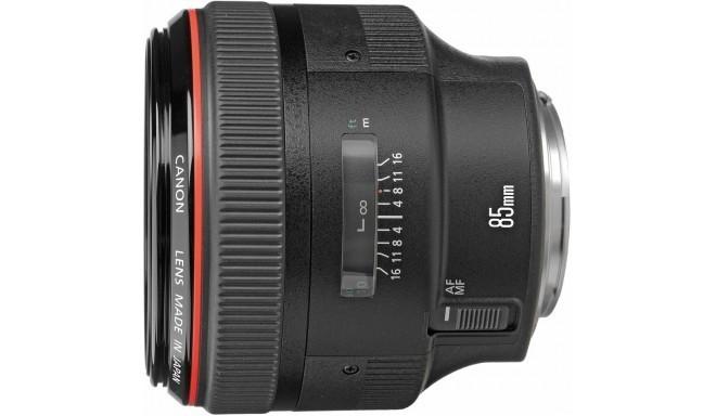 Canon EF 85мм f/1.2L II USM объектив