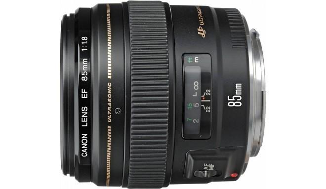 Canon EF 85мм f/1.8 USM объектив