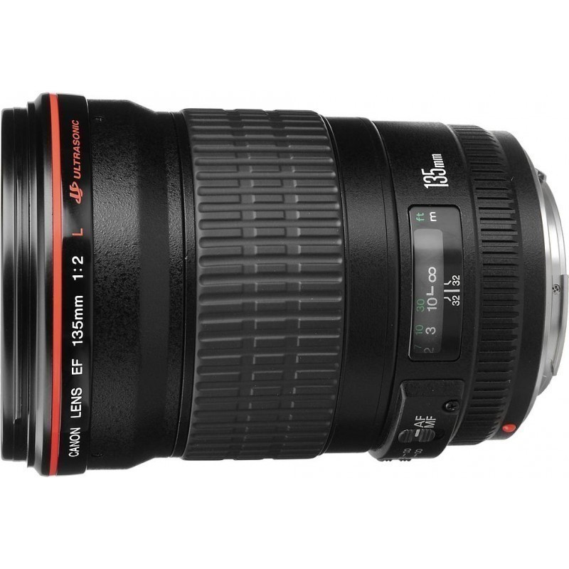 Canon EF 135mm f/2.0L USM objektiiv