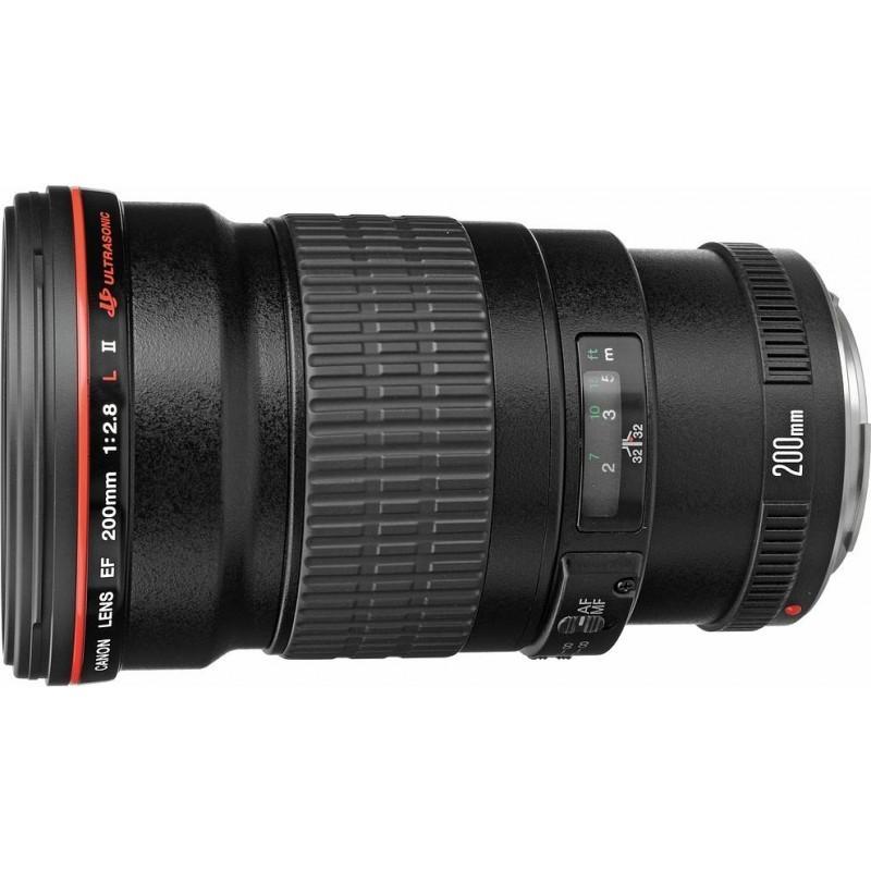 Canon EF 200mm f/2.8L II USM objektiiv