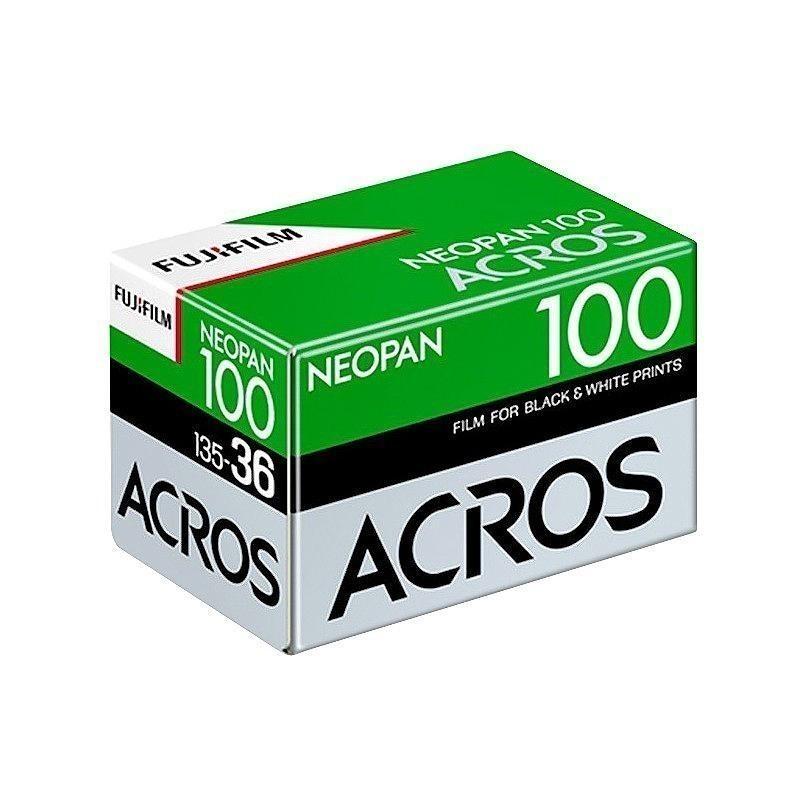 Fujifilm film Neopan Acros 100/36