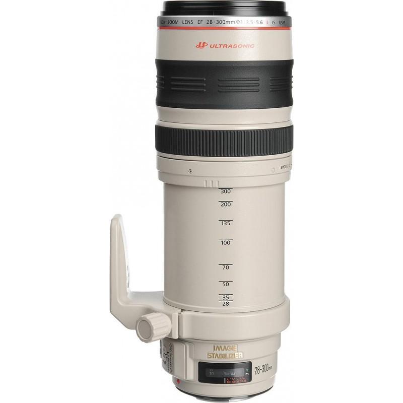 Объектив Canon EF 28-300 mm F/3.5-5.6 L IS USM