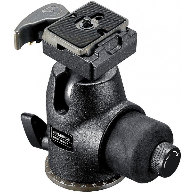 Manfrotto ball head 468MGRC2