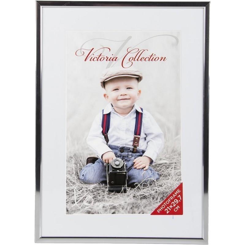 Photo frame Aluminium 21x30, white
