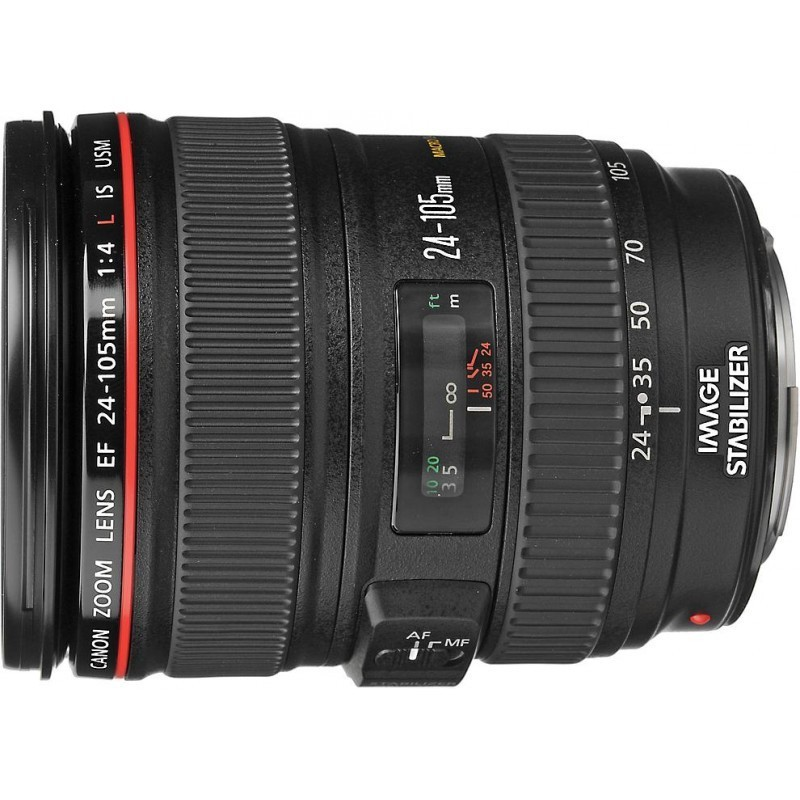 Canon EF 24-105mm f/4L IS USM objektiiv