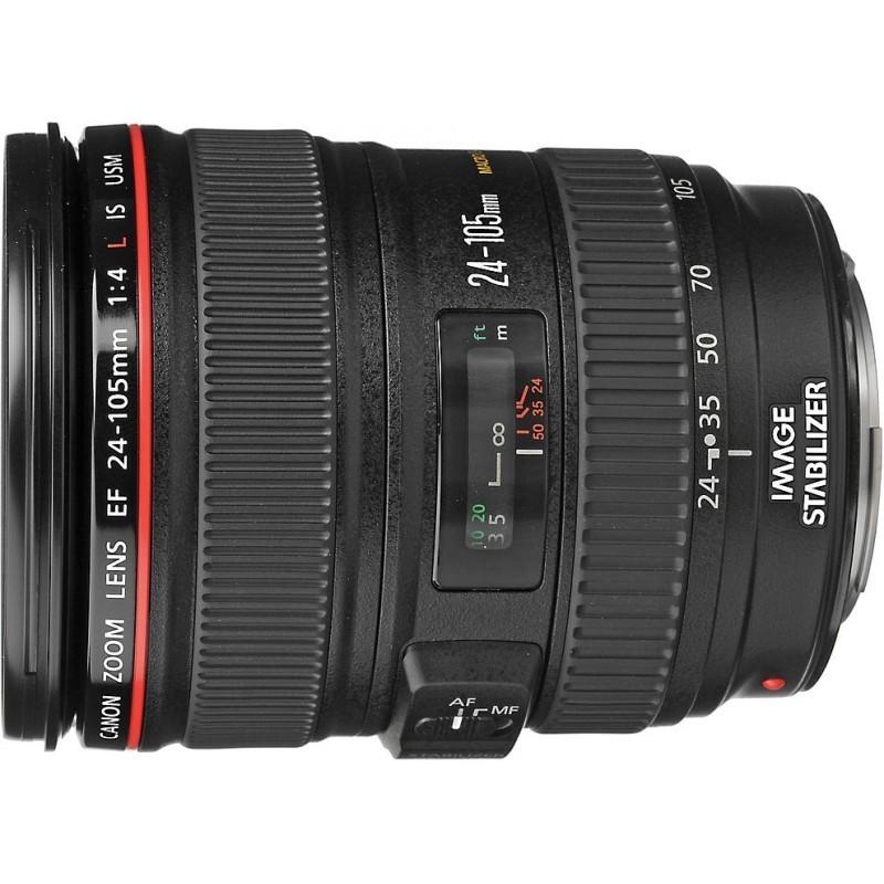 Canon EF 24-105мм f/4L IS USM объектив