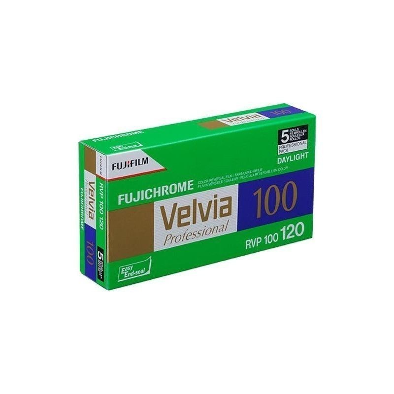 Fuji Fujifilm Velvia 50 color reversal 4x5 20 sheets NEW ...