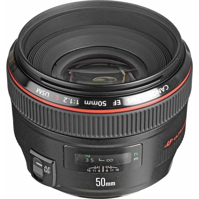Canon EF 50 мм f/1.2 L USM