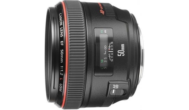 Canon EF 50мм f/1.2L USM объектив