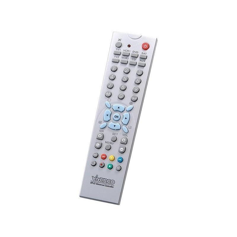Vivanco universal remote 8in1 (21966)