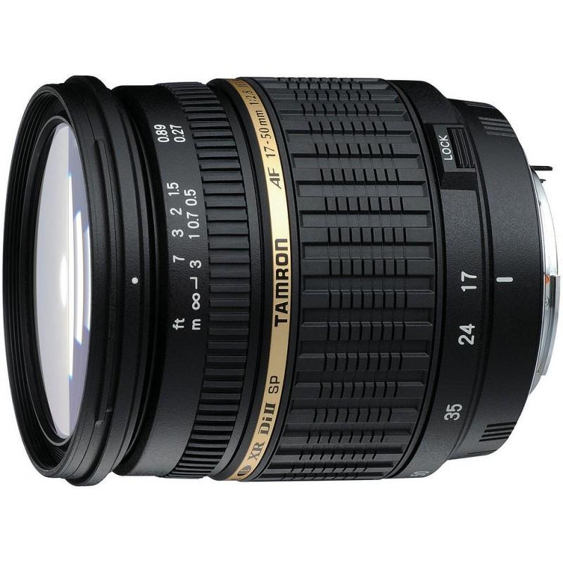 Tamron SP AF 17-50mm f/2.8 XR Di II LD (IF) objektiiv Sonyle