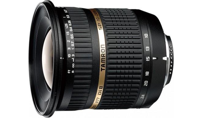 Tamron SP AF 10-24mm f/3.5-4.5 Di II LD (IF) objektiiv Pentaxile