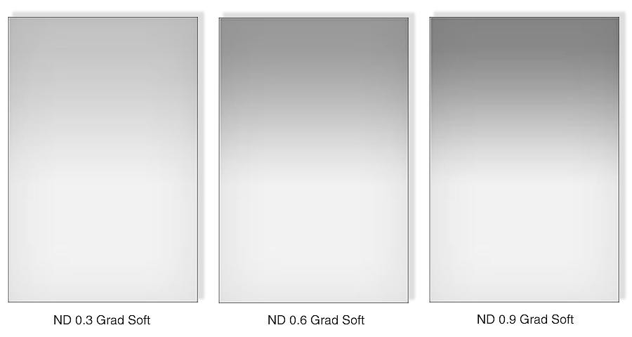 Lee filtrikomplekt Neutral Density Grad Soft