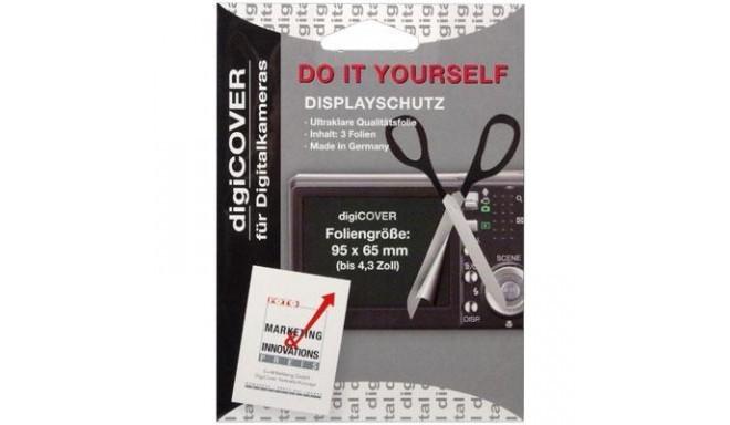 Digicover kaitsekile 95x65mm (404)