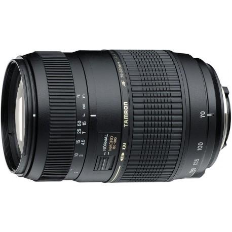 Tamron AF 70-300mm f/4.0-5.6 Di LD lens for Nikon