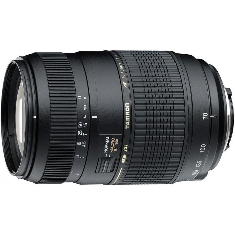 Tamron AF 70-300mm f/4.0-5.6 Di LD objektiiv Nikonile