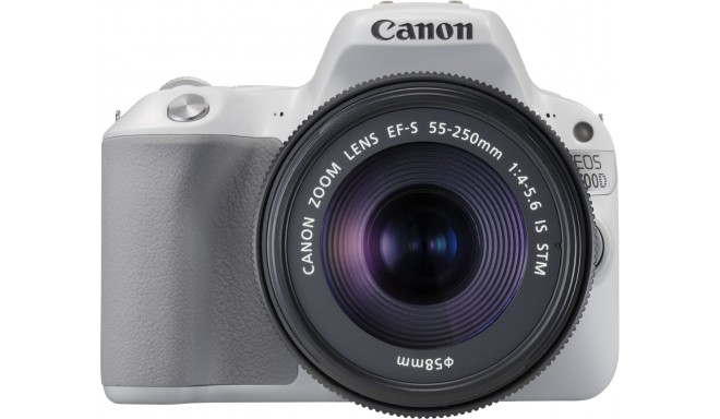 Canon EOS 200D + 18-55mm IS STM, белый