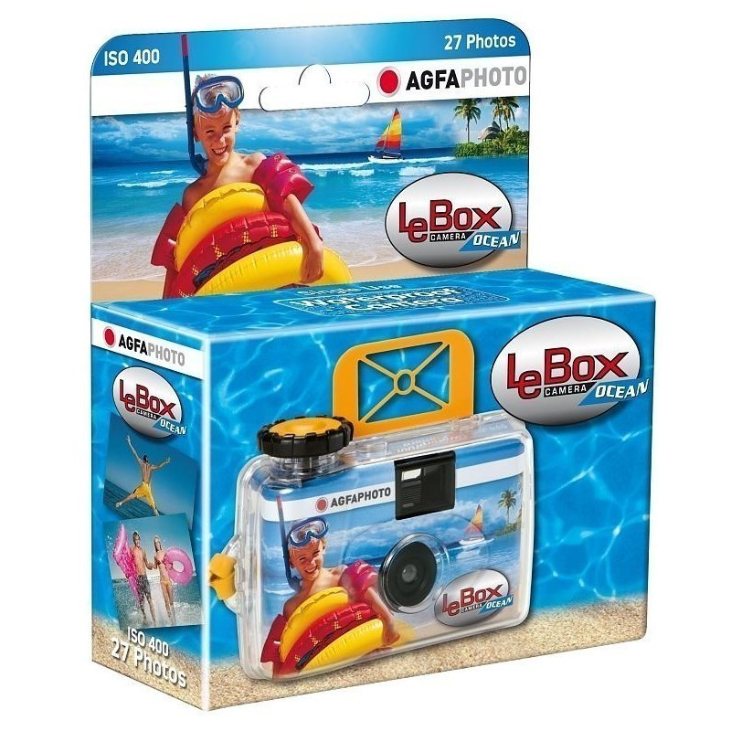 Agfa LeBox Ocean 400/27